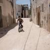 Exterior 1, Stairs of (Aliyat) Rabbi Sassi, Djerba, Tunisa, Chrystie Sherman, 7/7/16