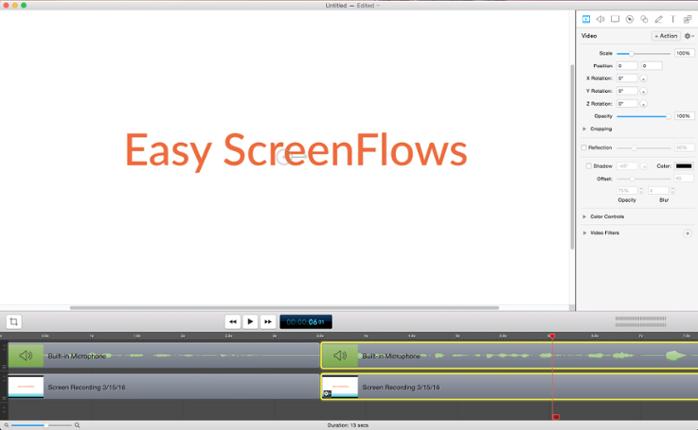 Video editing 6