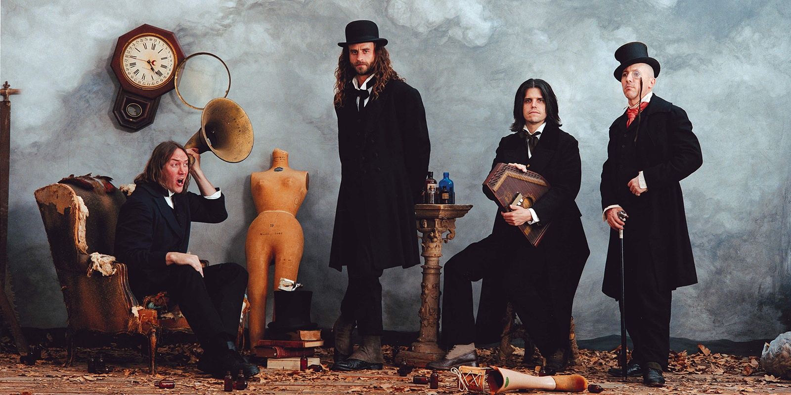 TOOL's first album in 13 years is finally complete