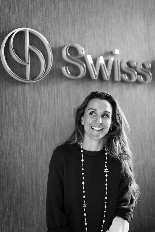 Linda Hellqvist, ny CMO på Swiss Clinic