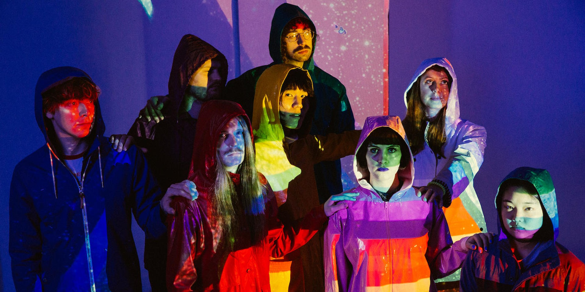 """""""It's a phenomenal thing when you have eight people in a band"""": An interview with Harry of Superorganism"""
