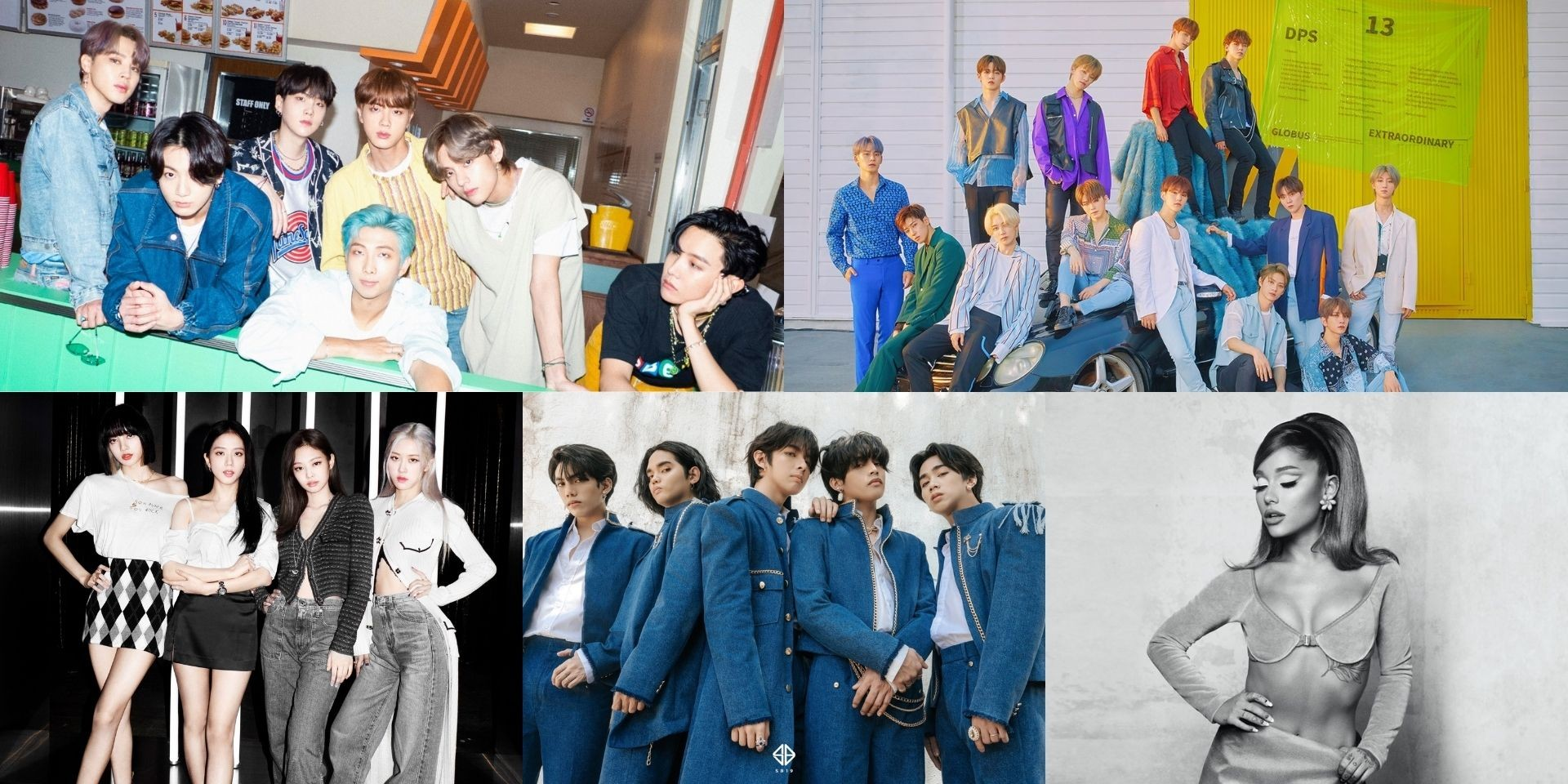 Here's how to vote for your favourite artists at the Billboard Music Awards 2021 — BLACKPINK, BTS, SB19, Ariana Grande, and SEVENTEEN