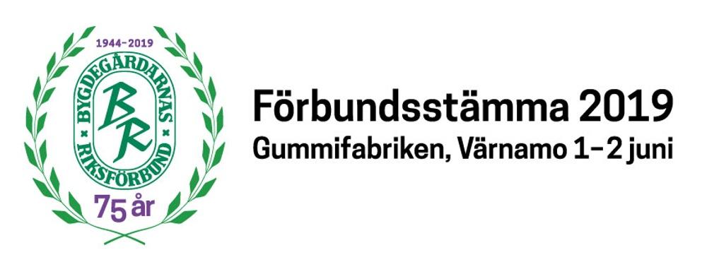 Bygdegårdarnas Riksförbunds förbundsstämma 2019