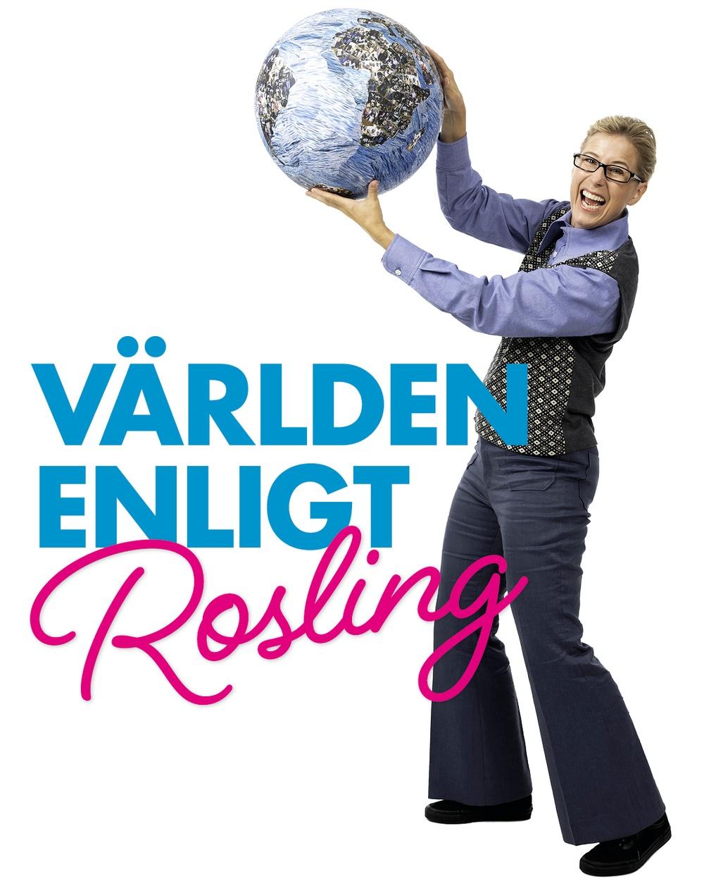 Världen enligt Rosling, gästspel från Norrbottensteatern. Foto Magnus Stenberg.