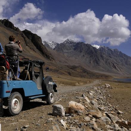 Pakistan Summer Mountain Explorer (Uchaw Festival Departure)