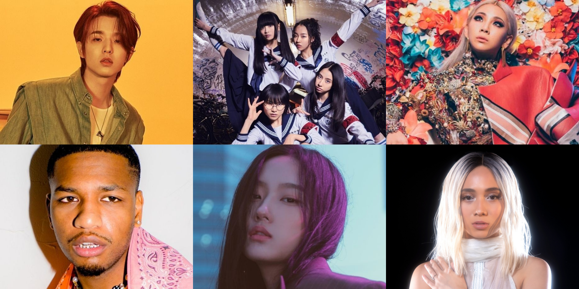 Here's how to watch 88rising's 'Asia Rising Together' concert — featuring Day6's Jae, Seori, NIKI, CL, Guapdad 4000, Atarashii Gakko, and more