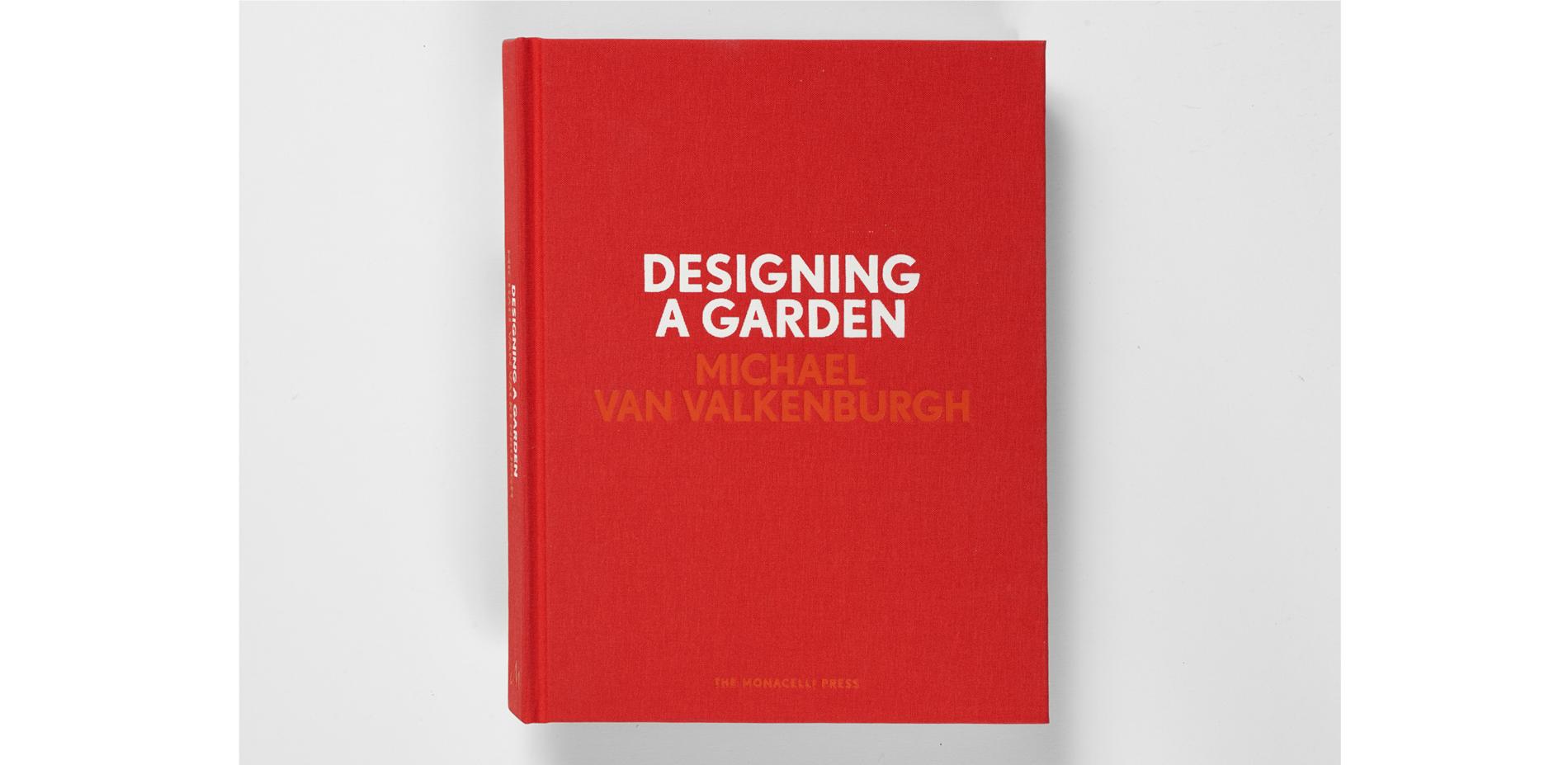 Designing a Garden, Book Cover