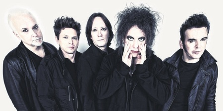 Robert Smith has confirmed that The Cure's new album is finished