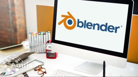 Représentation de la formation : BLENDER INITIATION