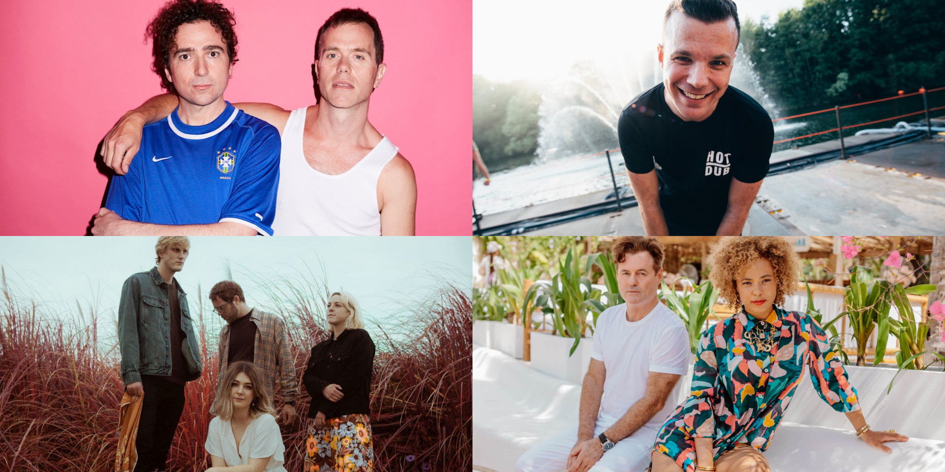The Presets, Sneaky Sound System, Hot Dub Time Machine, Yumi Zouma, and more to perform at New Zealand's Snow Machine Festival