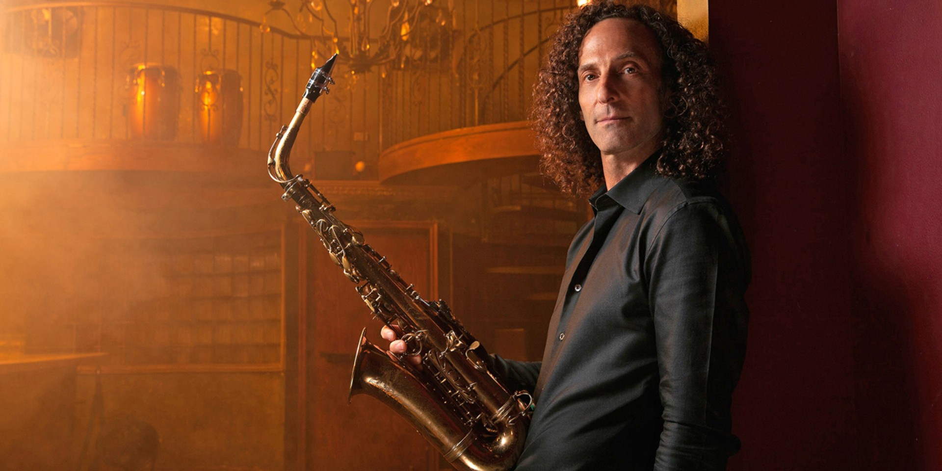 Kenny G to perform in Singapore in February