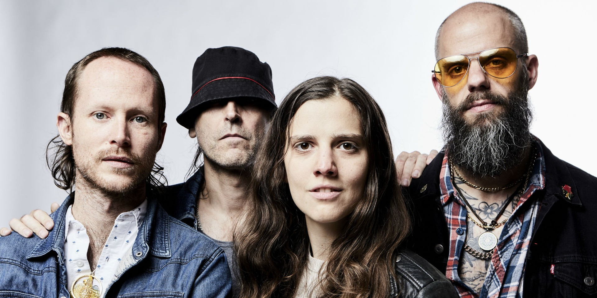 Stream Baroness' new album via NPR's First Listen – listen