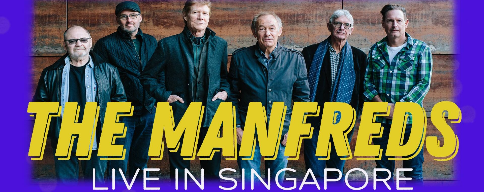 The Manfreds: Live in Singapore