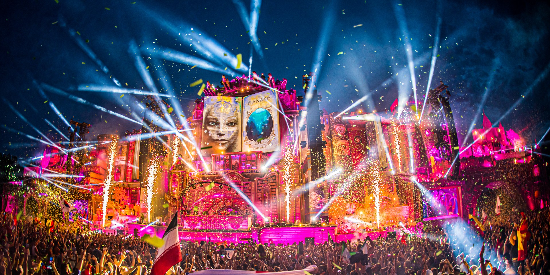 Listen up People of Tomorrow: Tomorrowland 2020 is back on!