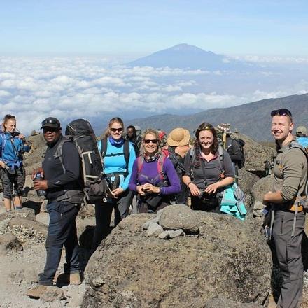 Mount Kilimanjaro Climbing Via Marangu Route 5 Days