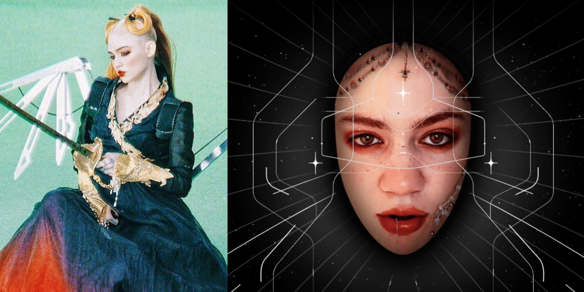 Grimes' newest project with Endel,  'AI Lullaby', can help you sleep better