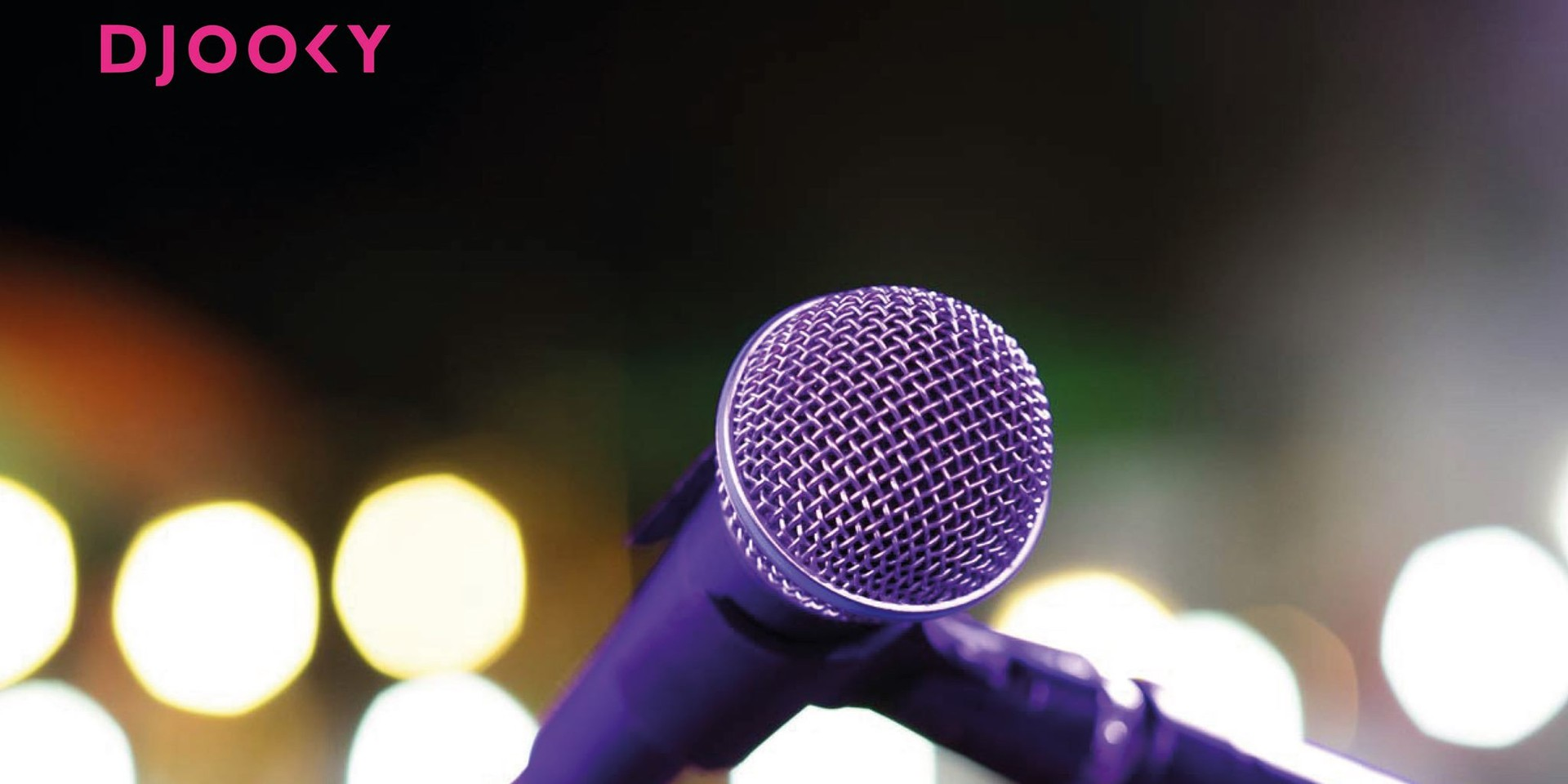 Stand a chance to become the next global music star at the Djooky Music Awards