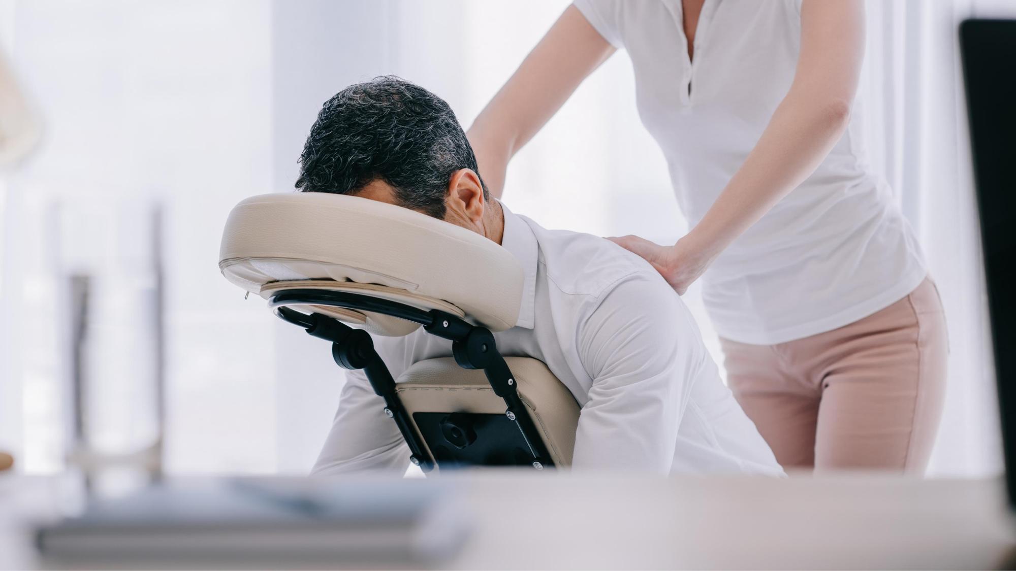 Représentation de la formation : Massage AMMA