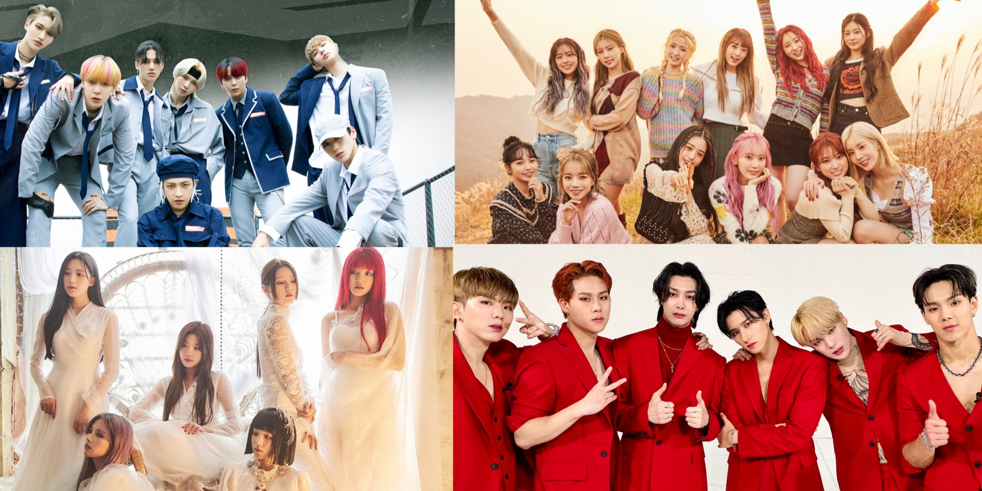 ATEEZ, (G)I-DLE, MONSTA X, IZ*ONE and more to perform at free UNI-KON virtual concert