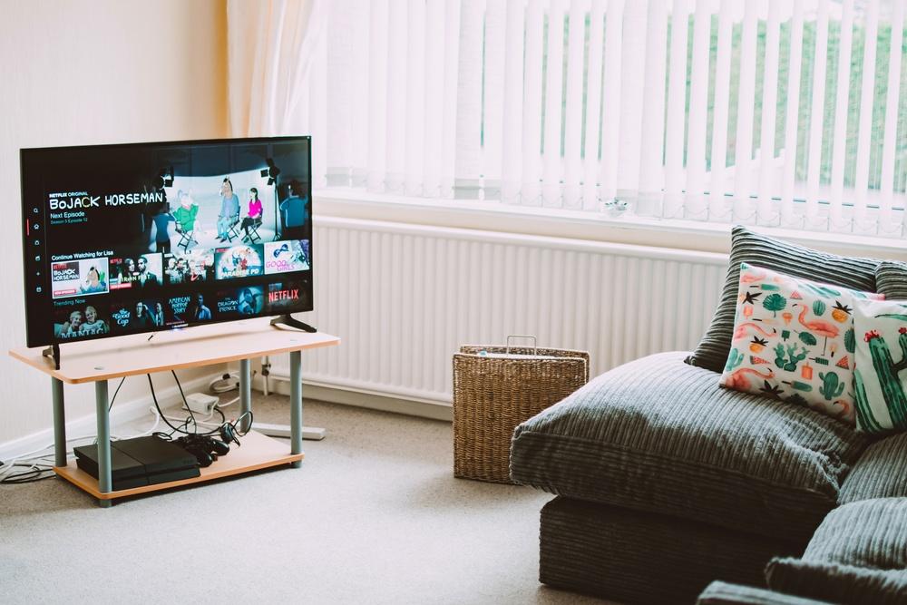 Buy a TV in April