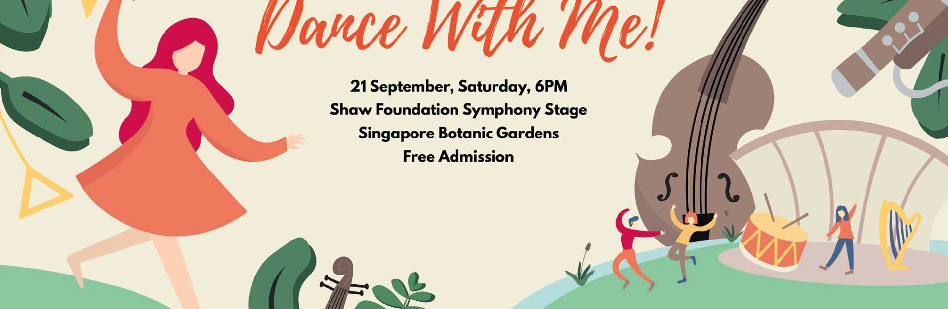 Symphony in the Park: Dance with Me!