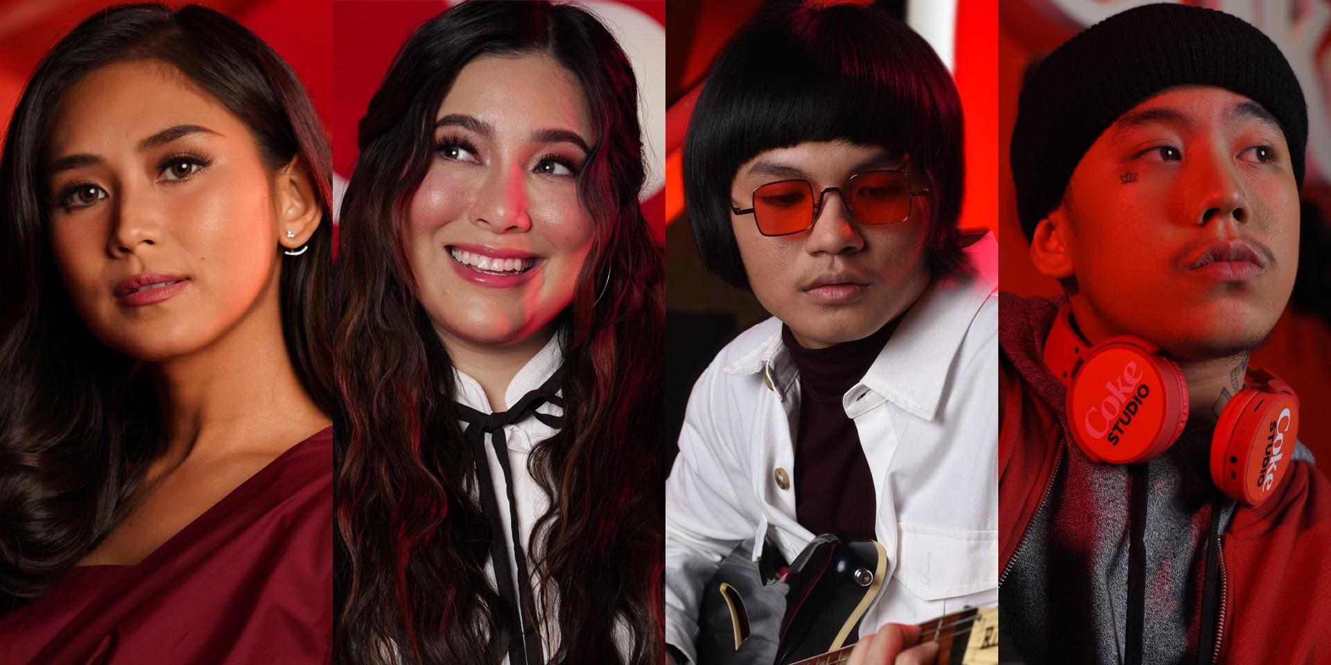 Sarah Geronimo, Moira Dela Torre, Unique Salonga, Shanti Dope, and more return for this season's Coke Studio Philippines