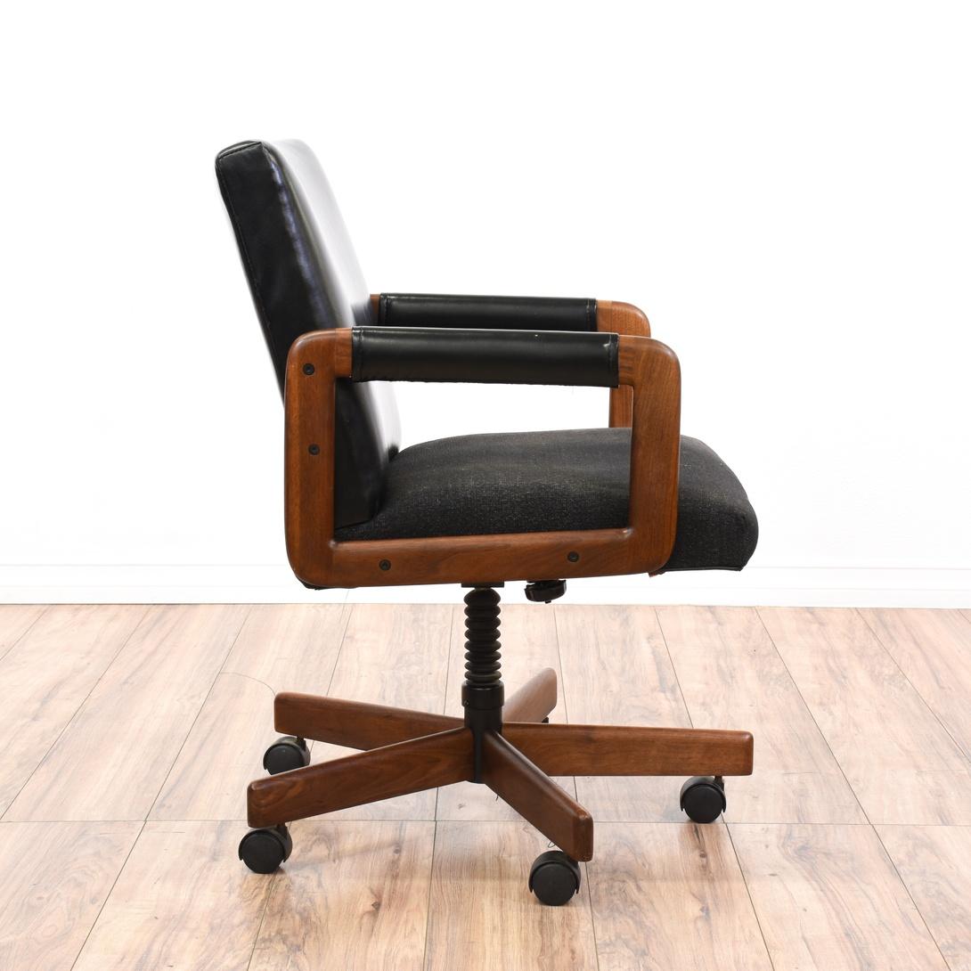 office swivel chair loveseat vintage furniture san diego los