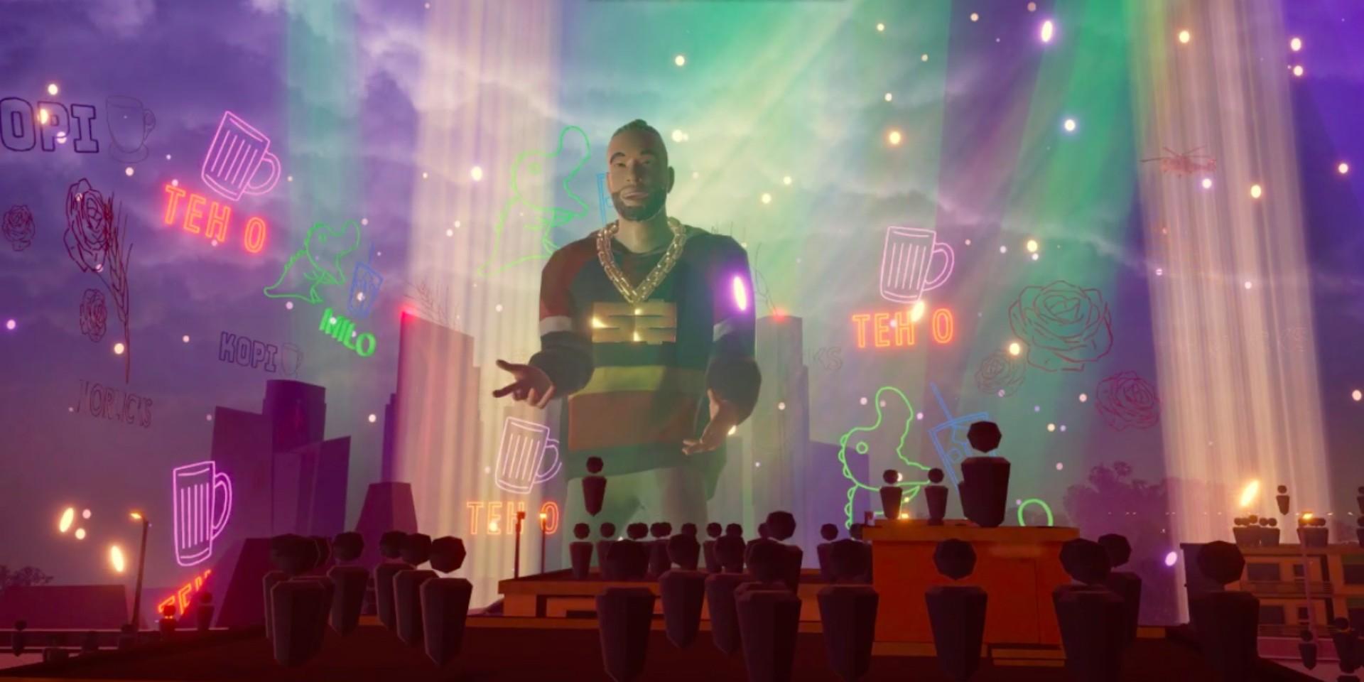 ShiGGa Shay and MRGE take us behind the scenes of virtual show, '365' Mixed Reality Experience