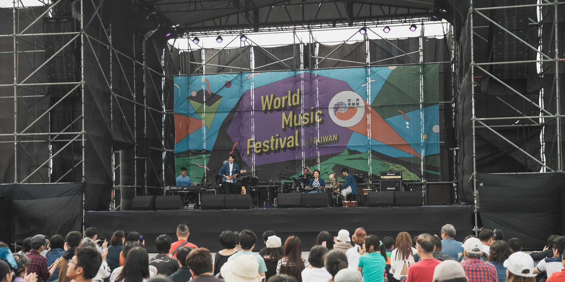 Don't Miss These 7 Acts From World Music Festival 2019