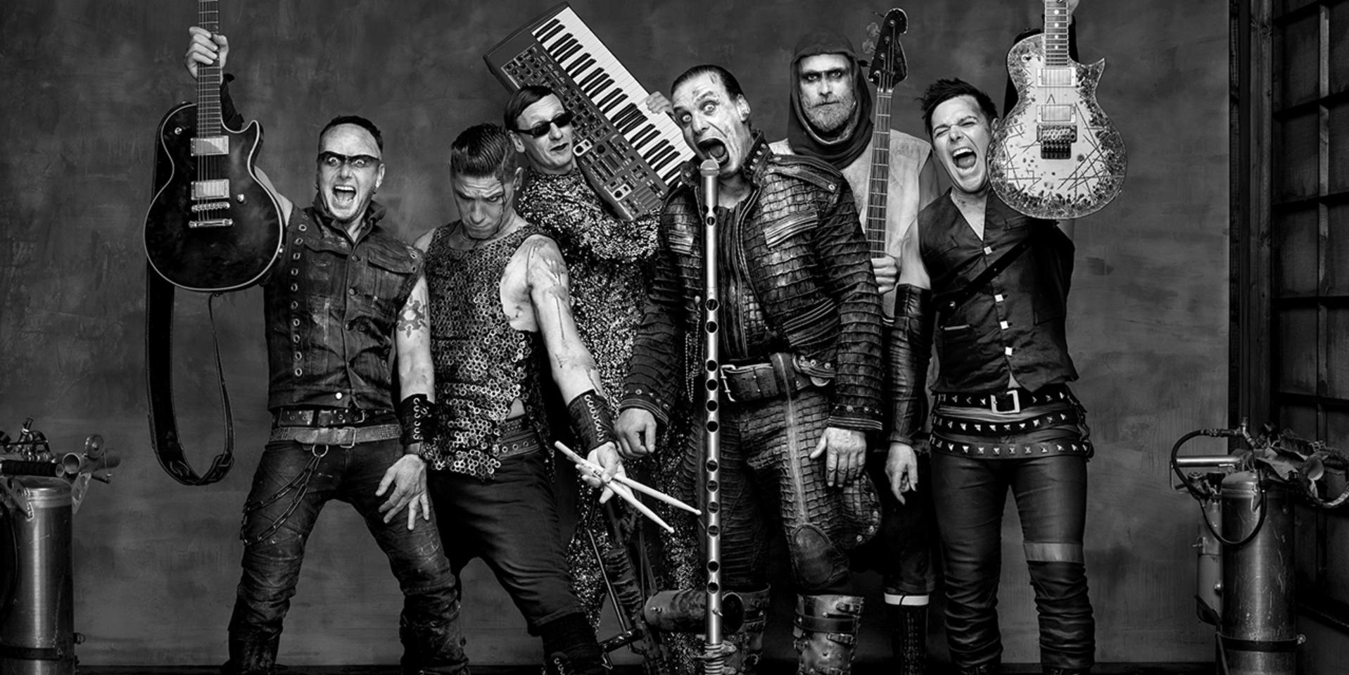 Listen to snippets of riffs used in Rammstein's upcoming album