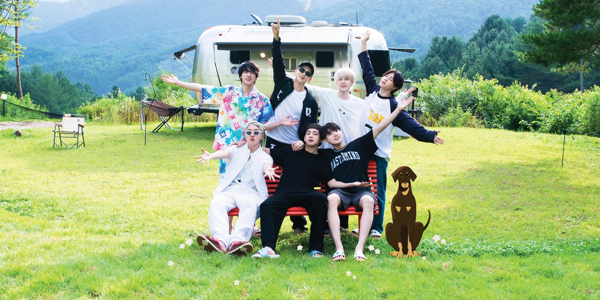 BTS to return for IN THE SOOP Season 2 this October