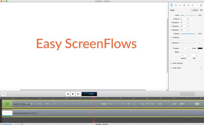 Video editing 5