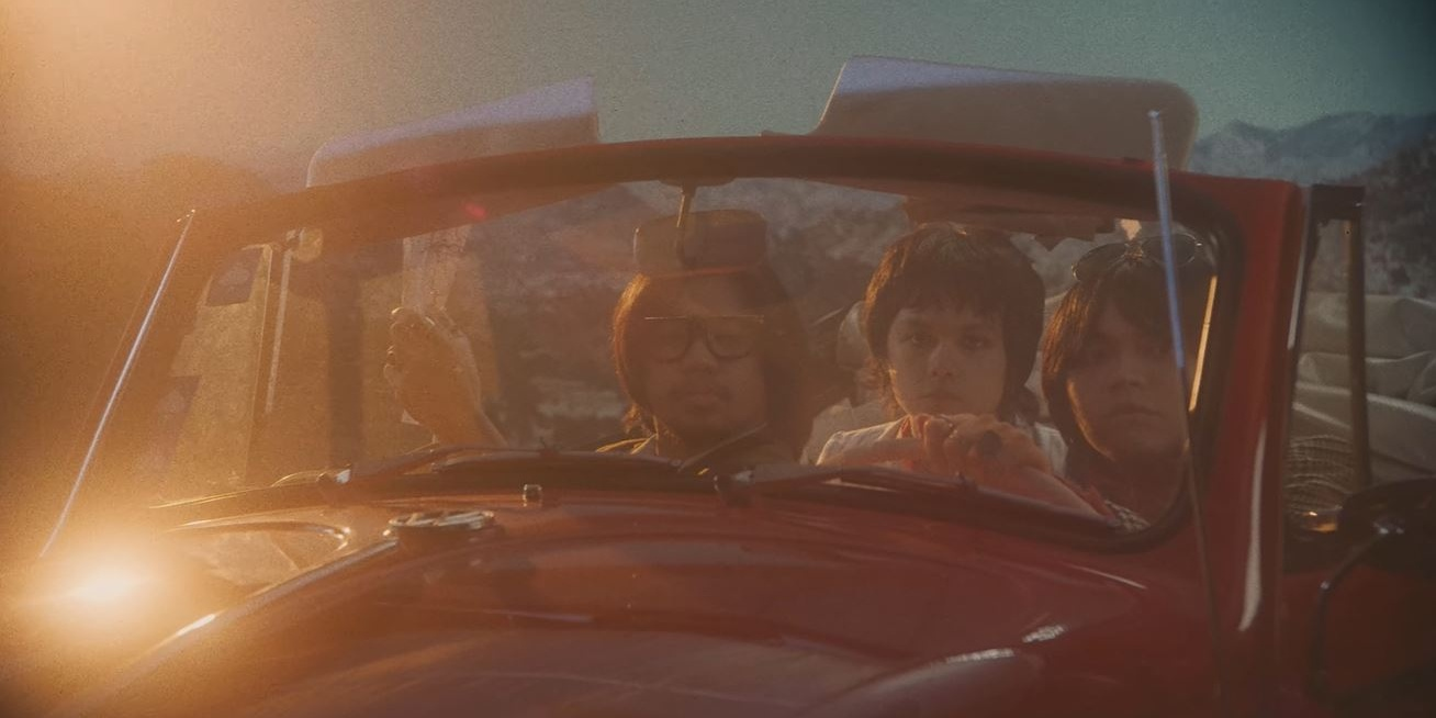 IV Of Spades hit the road and the stars in new 'Come Inside Of My Heart' music video – watch