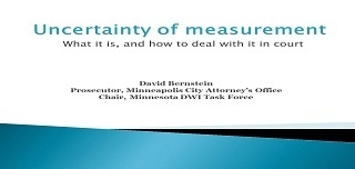 2018 Uncertainty of Measurement On-demand Video
