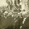1927 photo of the inauguration of the World War I Monument in Algiers, Algeria.