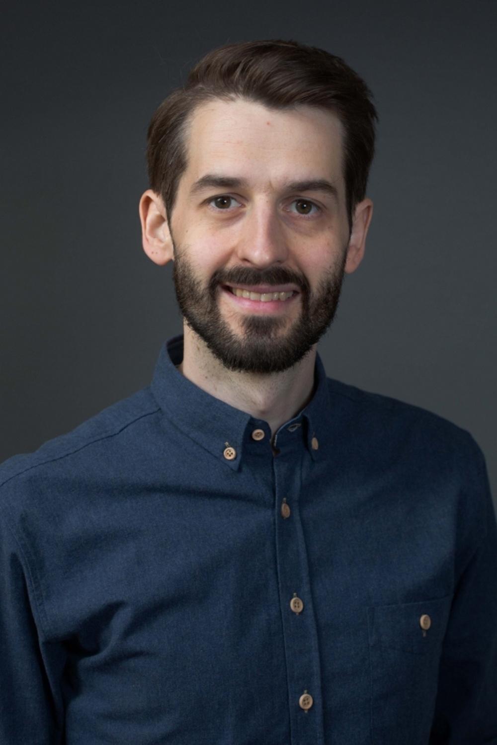 Kristoffer Fredriksson, Verksamhetsutvecklare i Umeå, Studieförbundet Bilda Nord