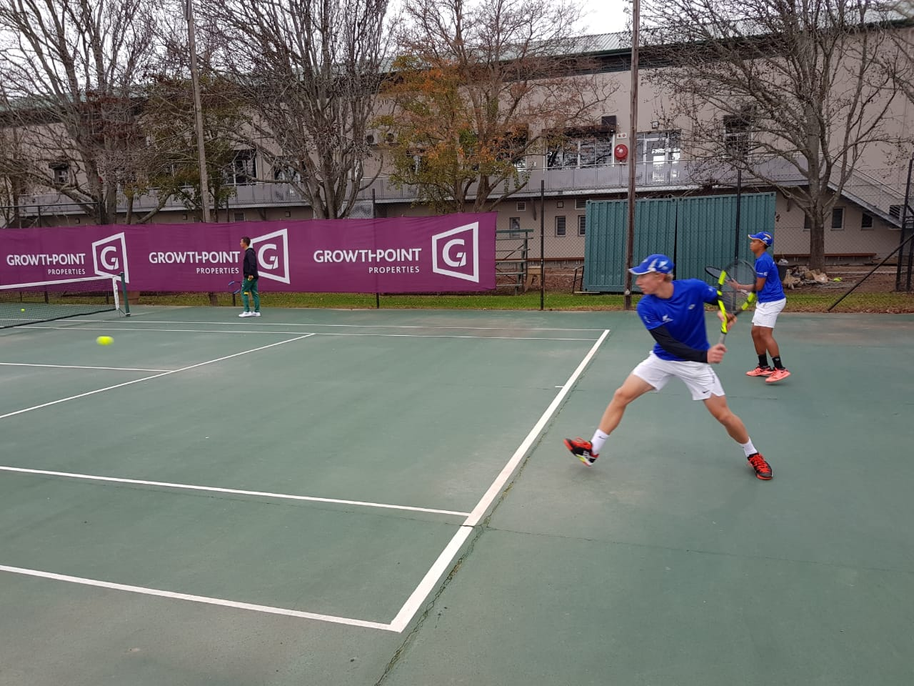 Growthpoint Junior Squad Camp: Wrap-up - Tennis South Africa