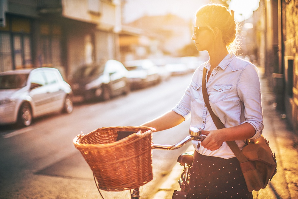 GenerationZ mobility benefit on bike