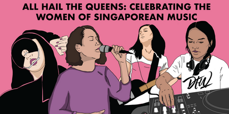 All Hail the Queens: Celebrating the women of Singaporean music