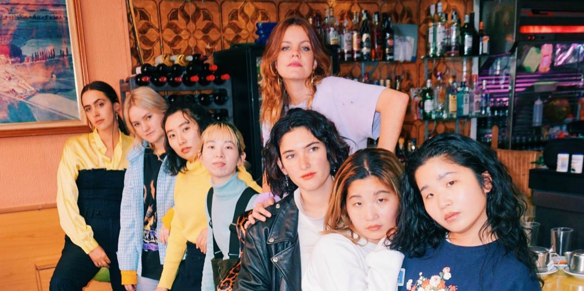 Join the 'United Girls Rock 'n' Roll Club' with CHAI and Hinds – listen