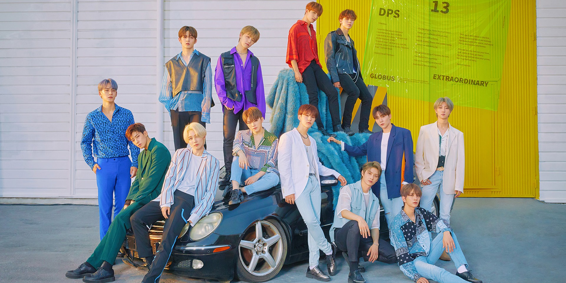 SEVENTEEN to return to Manila in 2020