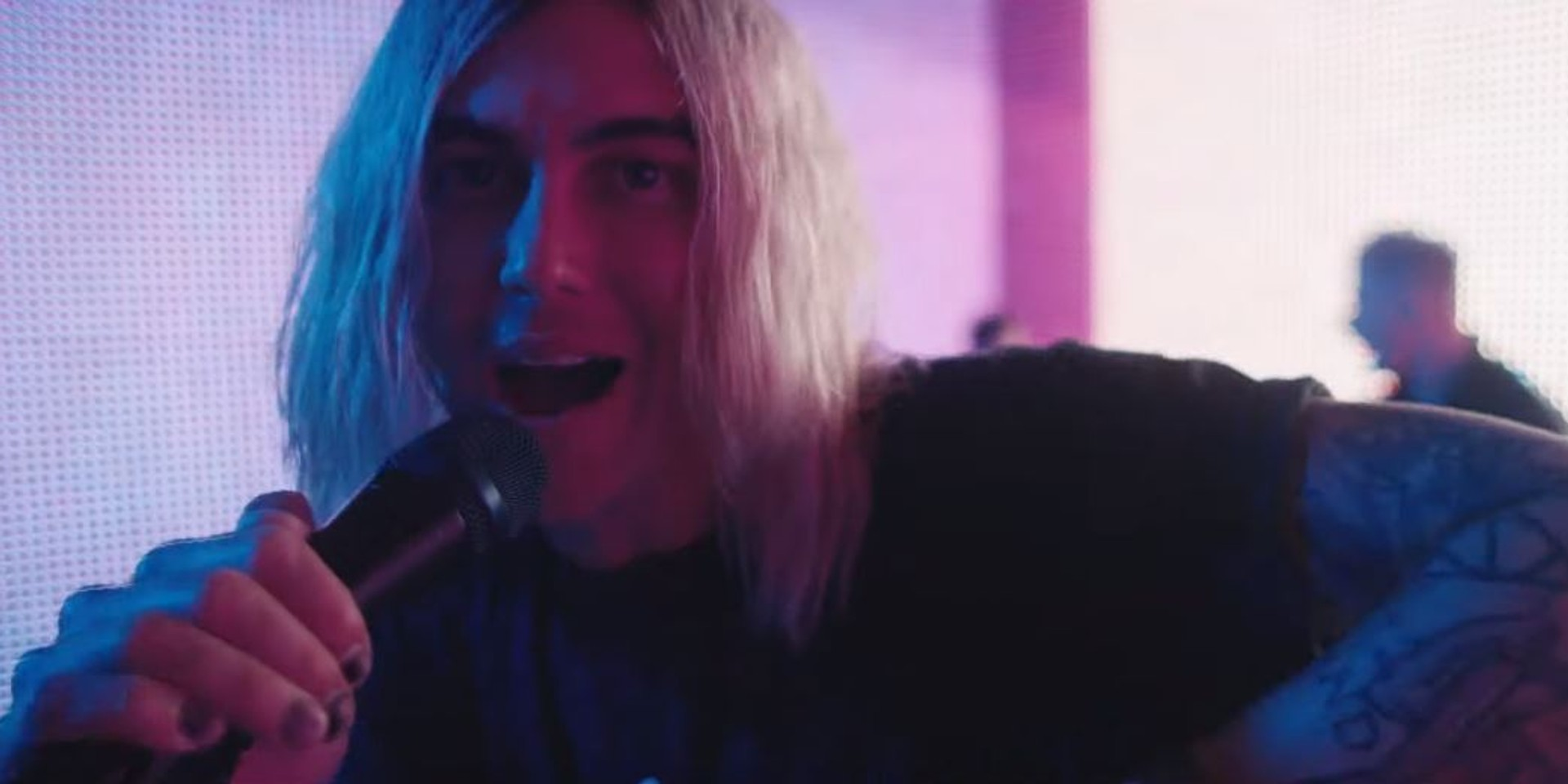 Sleeping with Sirens release new 'Agree to Disagree' music video – watch