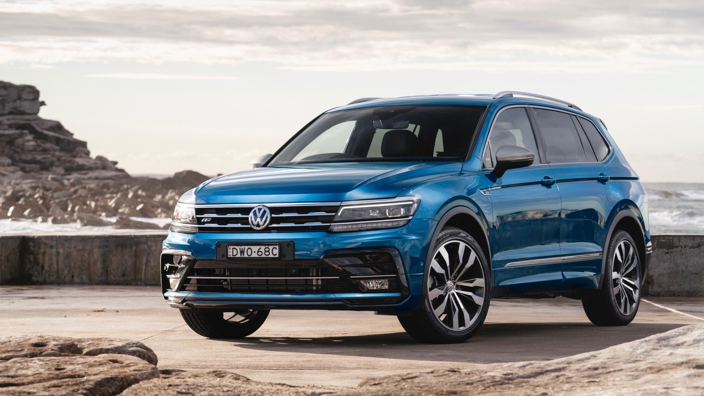 Volkswagen Tiguan Allspace 2018 review | Drive com au