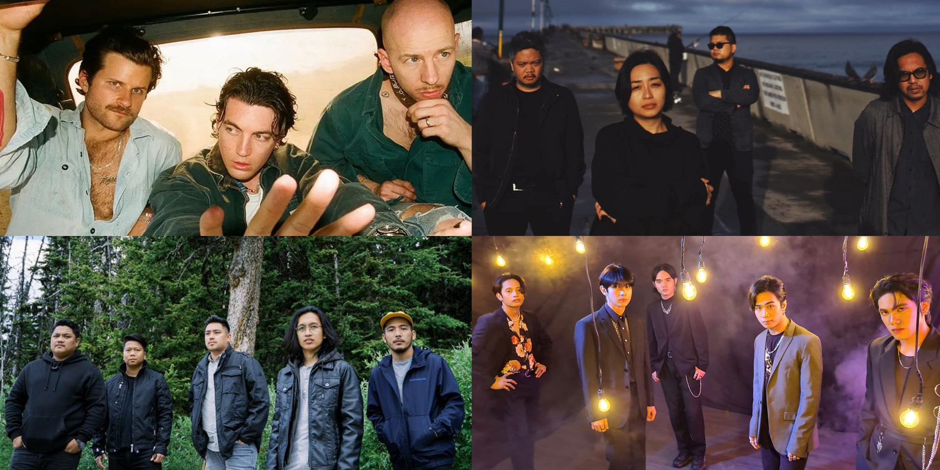 LANY, Ben&Ben, SB19, December Avenue, UDD, and more to perform at G Music Fest digital concert