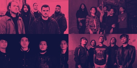 Of Virtue, Lostthreads, Parallel Horizons, ARKM, and more to perform at Finite Fest
