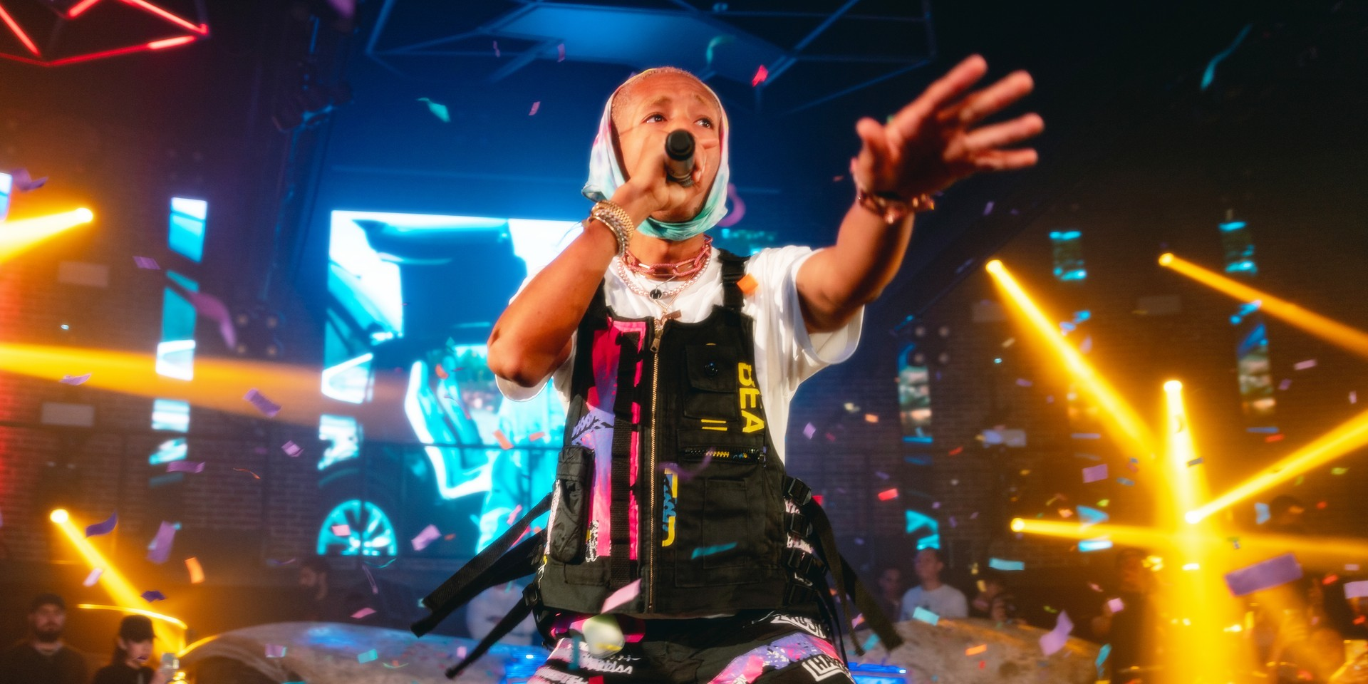 Jaden Smith affirms iconic status at Singapore show – gig report
