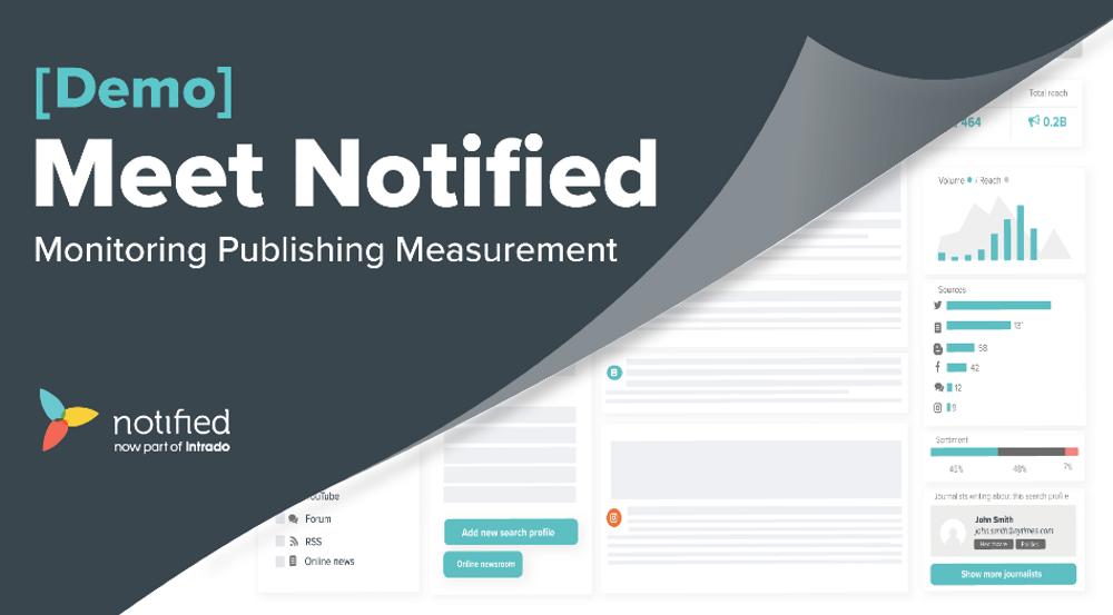 Product Demo: Meet Notified