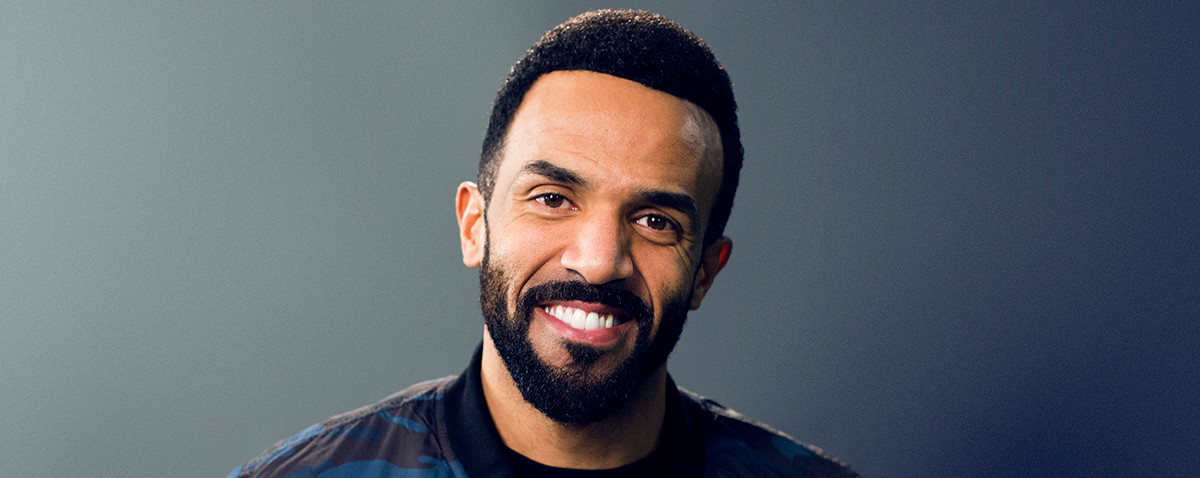 Craig David presented by Collective Minds