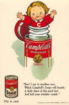 The Campbell Soup Kids
