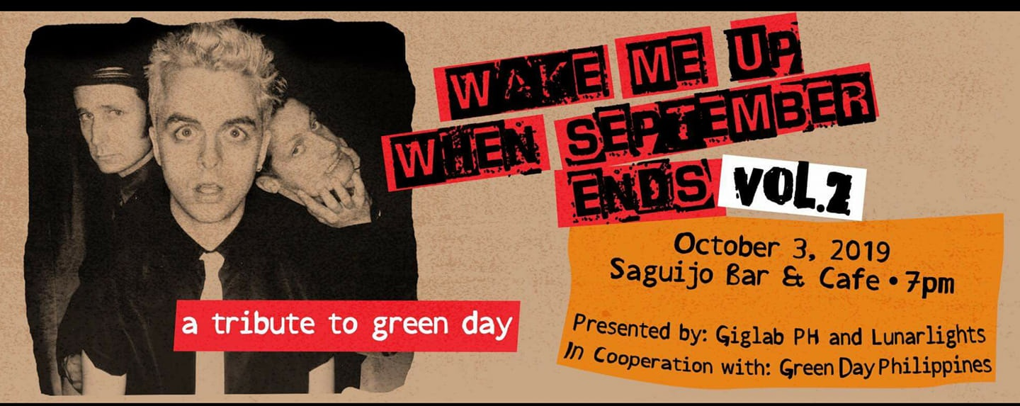 Wake Me Up When September Ends Vol. 2 - A Tribute To Green Day